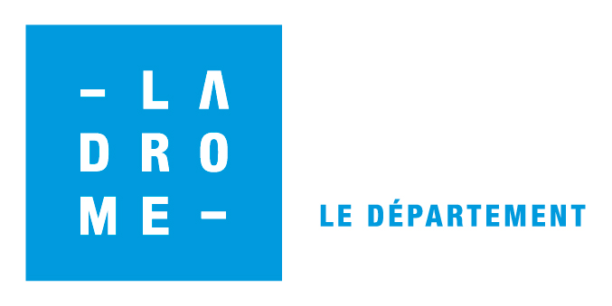 Logo la Drôme